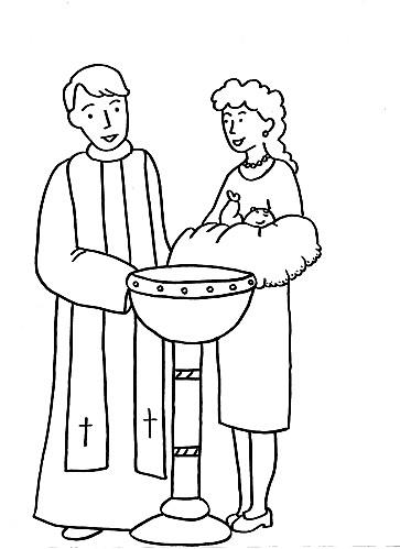 Sacrament of Baptism | Holy Baptism