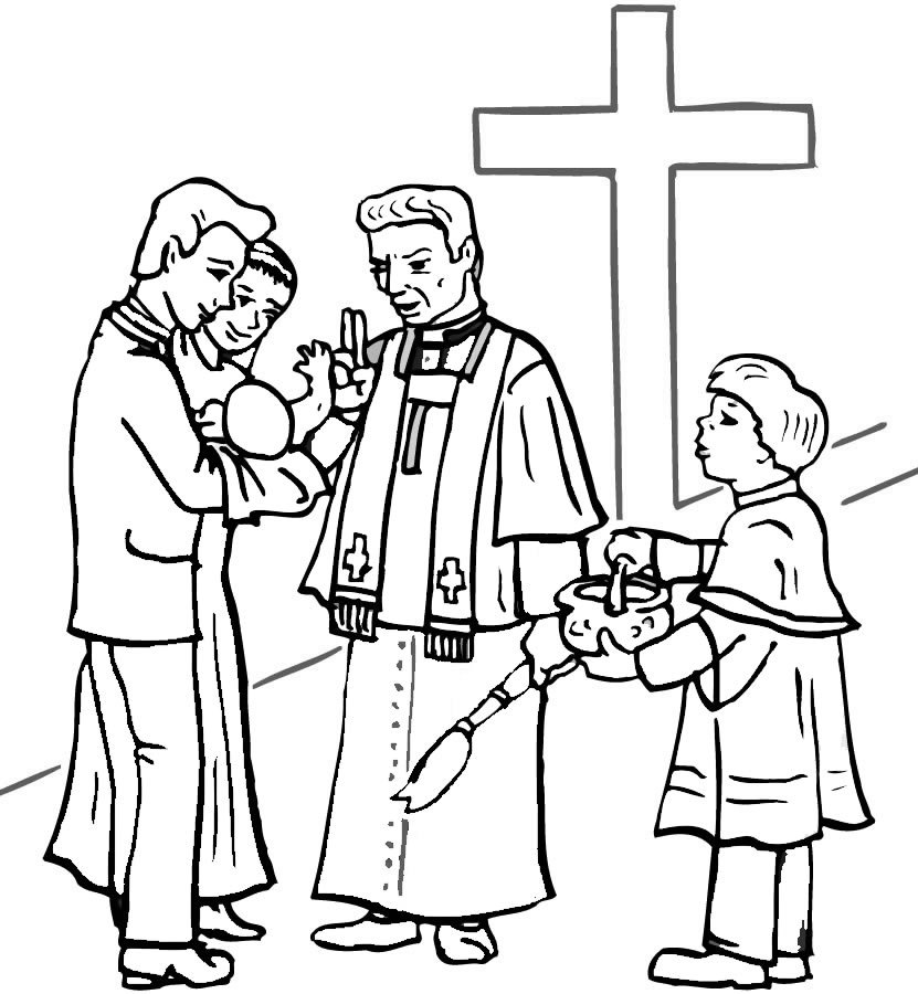 holy sacraments baptism There are two sacraments christ instituted—baptism and the lord's supper christ commands his disciples to baptize all future disciples of christ go therefore and make disciples of all nations, baptizing them in the name of the father and of the son and of the holy spirit.