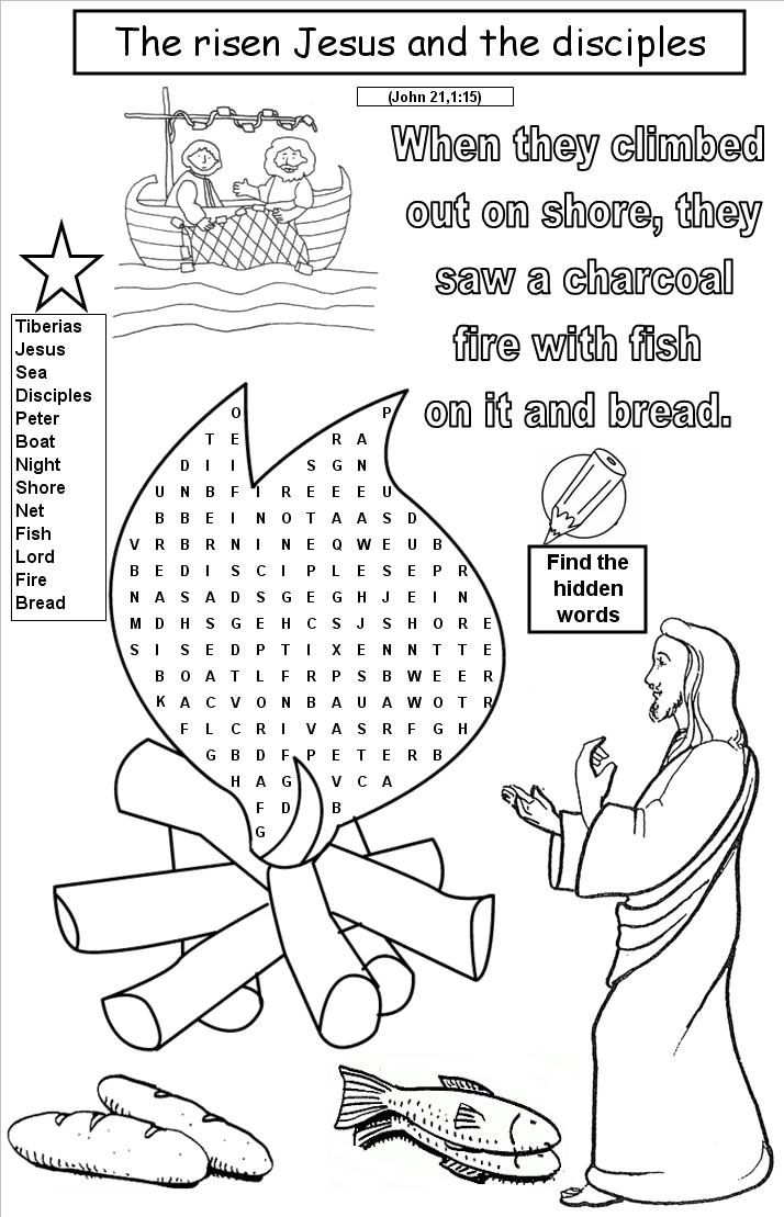 Pentecost Word Search Galleryhipcom The Hippest