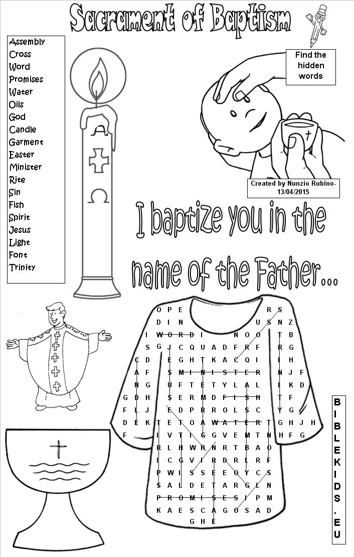 Printable Bible Word Search Of Gifts Of Holy Spirit Pictures to pin on ...