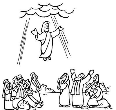 Ascension Of Jesus Video For Kids