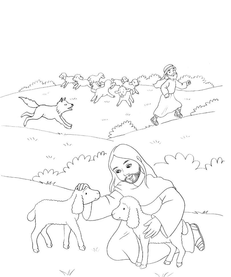 1000 Images About Jesus The Good Shepherd