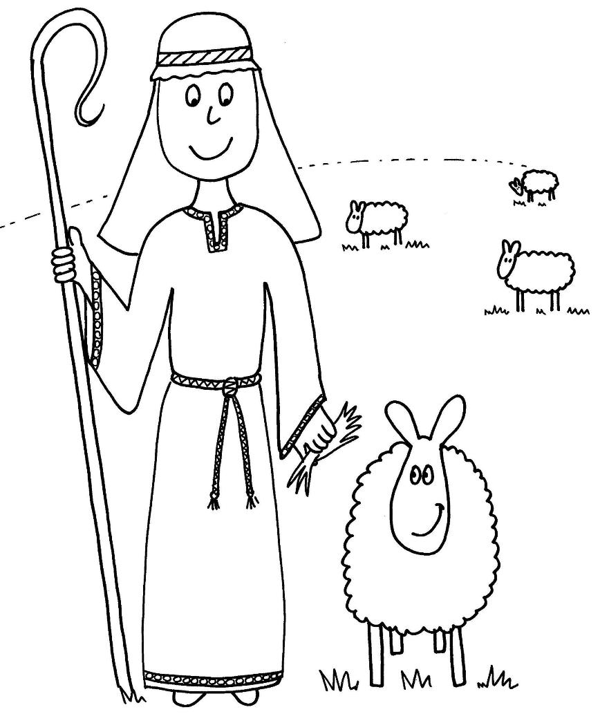 Adult Cute Shepherd Coloring Pages Gallery Images beauty parable of the good shepherd 24 images