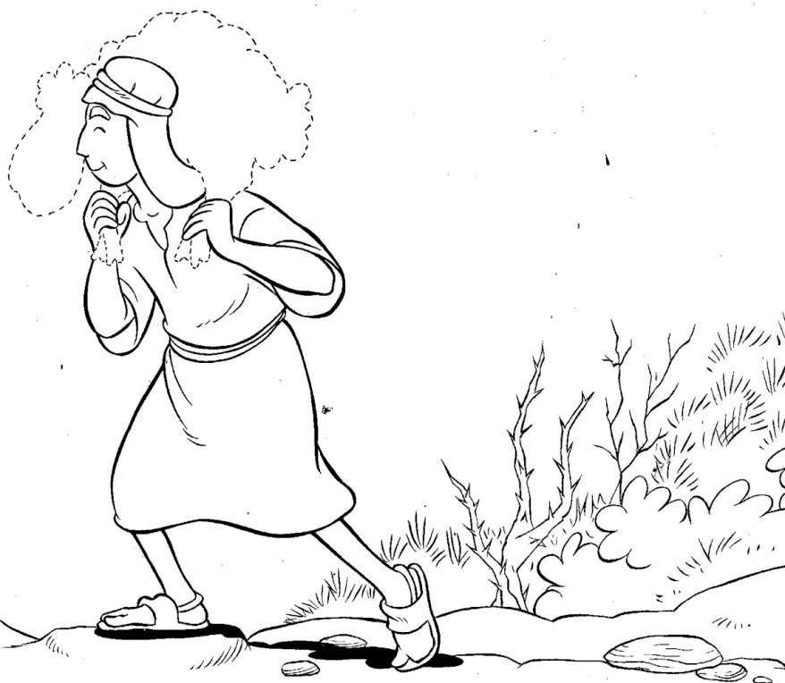 good shepherd coloring pages - photo#29
