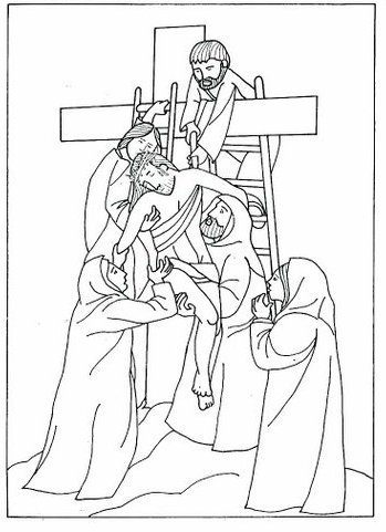 holy weel coloring pages - photo#22