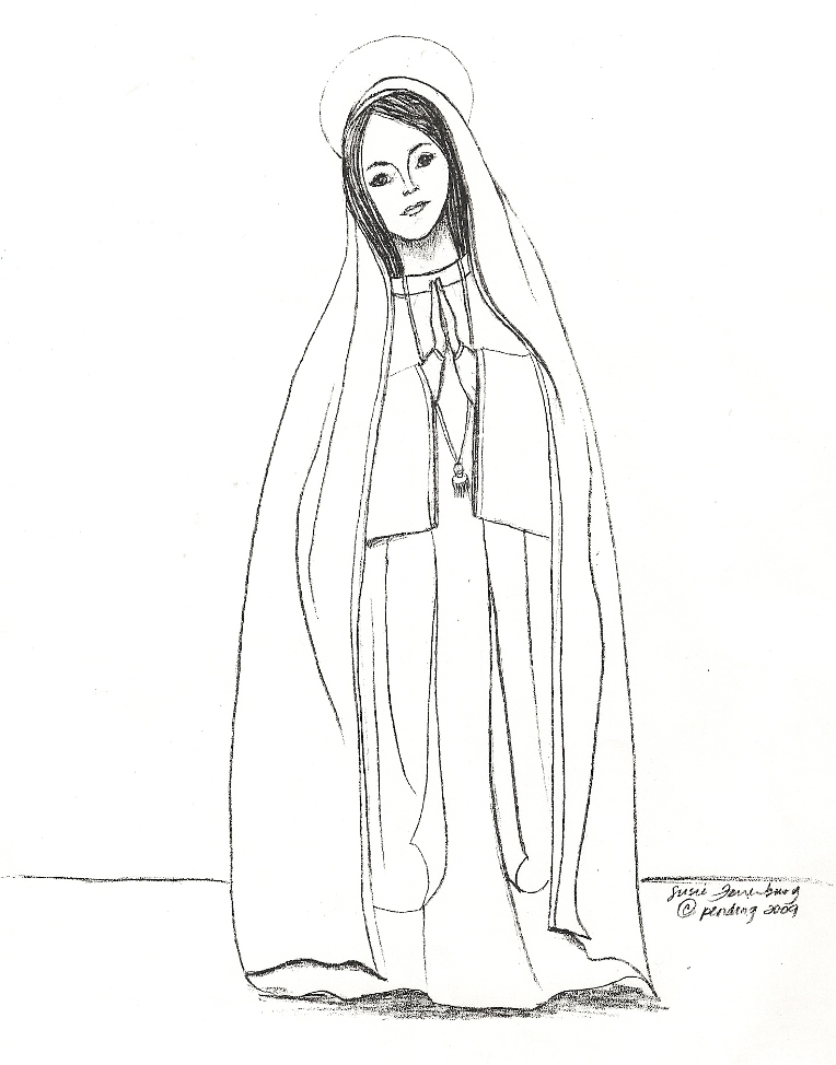 coloring pages of mary - mary of nazareth mary mother of jesus
