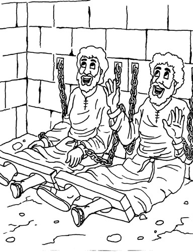 acts 20 coloring pages - photo#41
