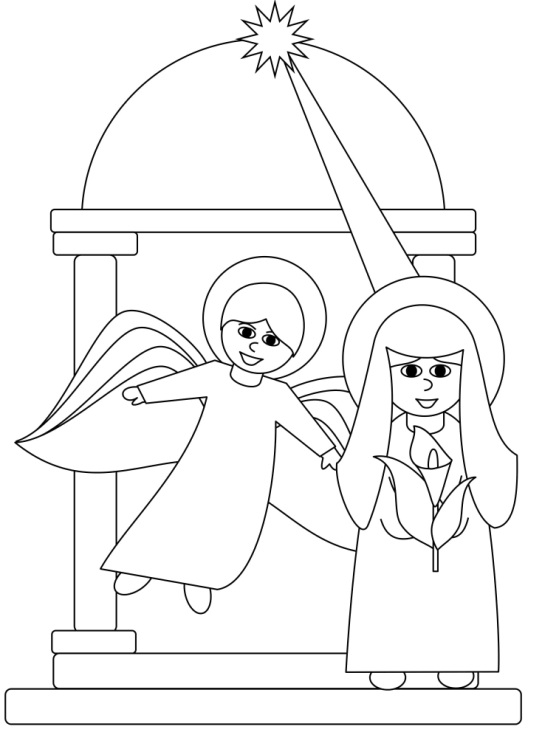 Blessed Are The Merciful Coloring Page Pages Sketch Coloring Page