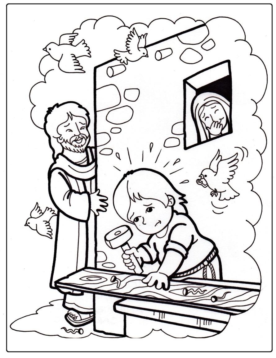 Childhood Of Jesus