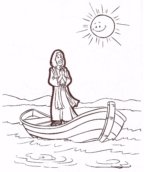 free coloring pages galilee - photo#36
