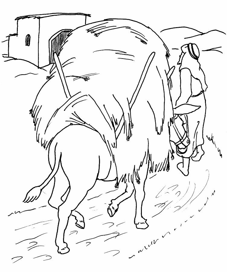 parables coloring pages - photo#28