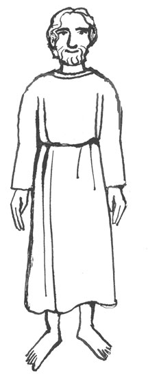 childrens coloring pages peter paul - photo#24