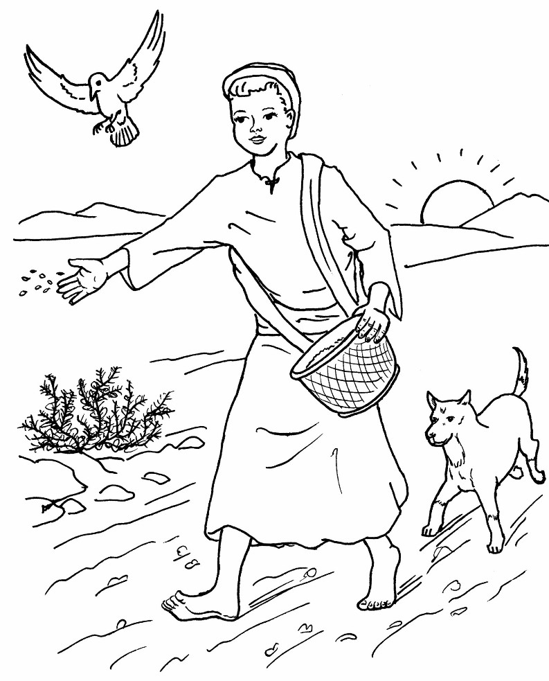 free christian clip art prodigal son - photo #48