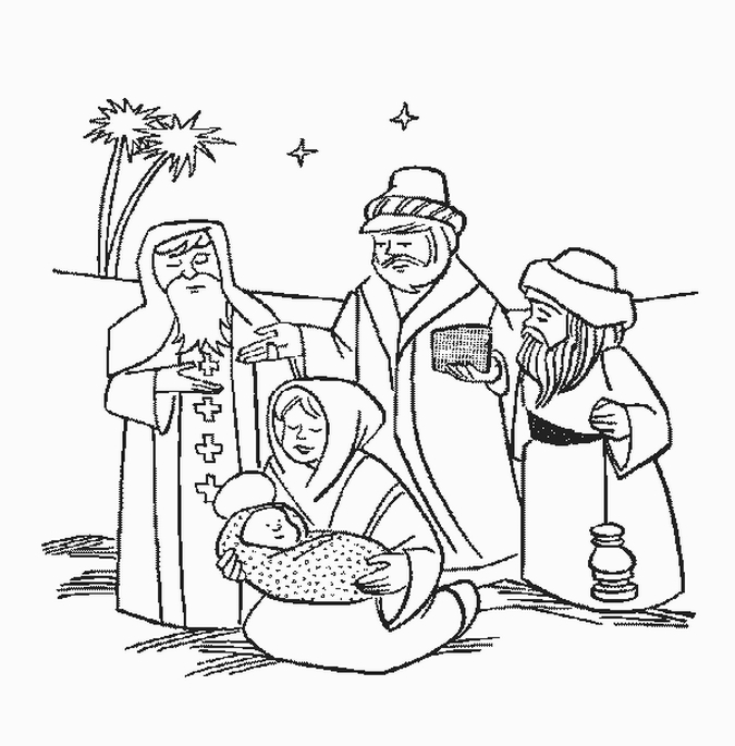 search results for  u201cwise men bow coloring page u201d  u2013 calendar
