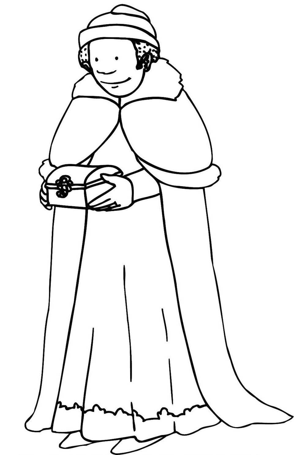 matthew 25 coloring pages - photo#43