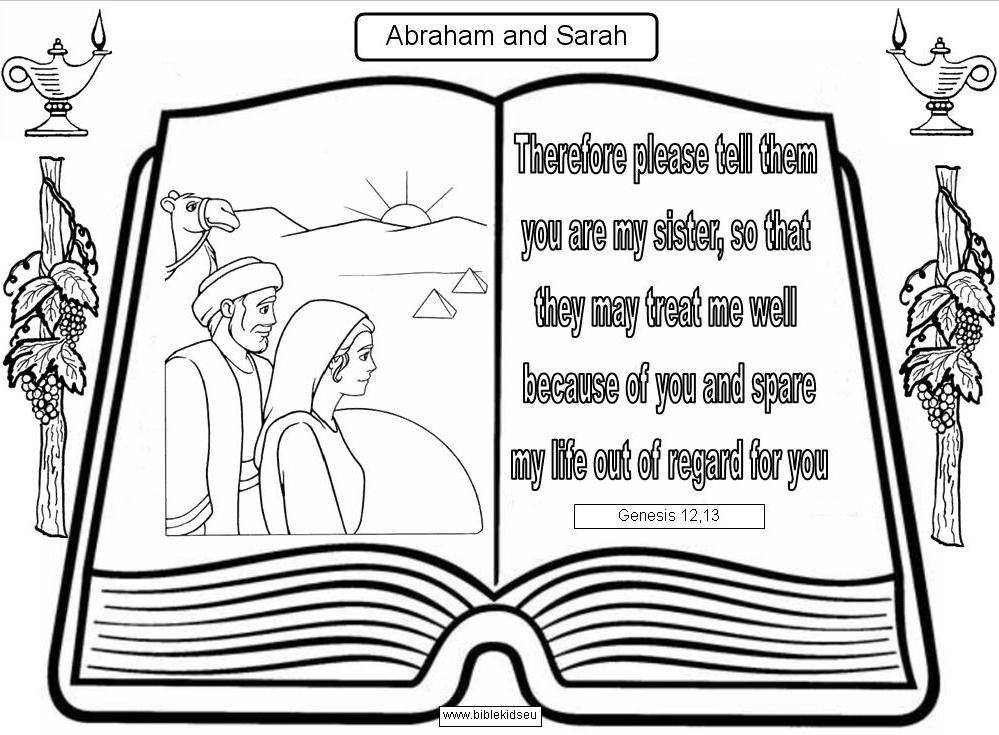 baby isaac bible coloring pages - photo#35