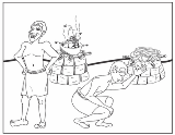 Religiosi moreover Victorious Coloring Sheets moreover 575968239822463369 besides Giuseppe index besides Saturnlarge. on bible coloring pages