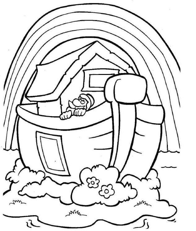noahs ark storybook coloring pages coloring pages