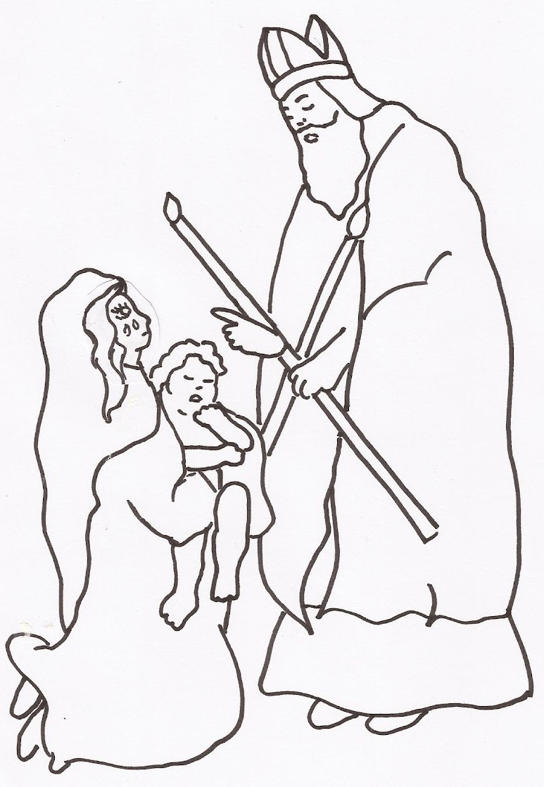 Mary Coloring Pages Catholic Free Catholic Coloring Pages 17097929 ... | 1119x773