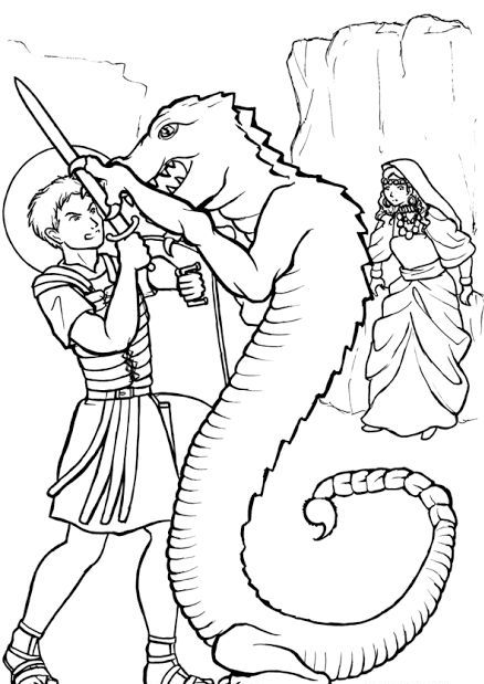 catholic saint coloring pages - photo#31