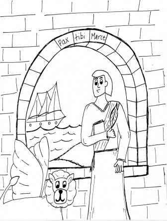 Saints Coloring Pages Printable